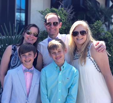 Dr. Vetter family
